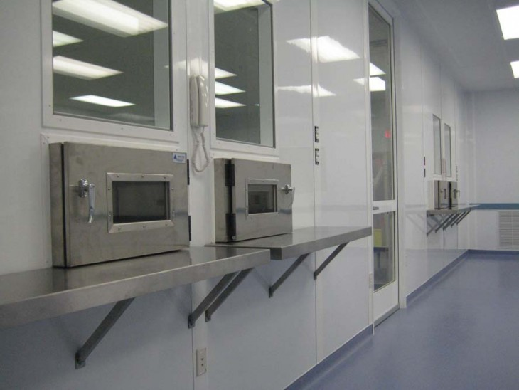 Worldwide Healthcare Provider - Clean Rooms West, Inc.Clean Rooms ...